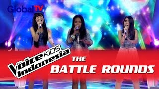 "Keshya vs Tasya vs Gladys ""Don't Let Me Down"" 