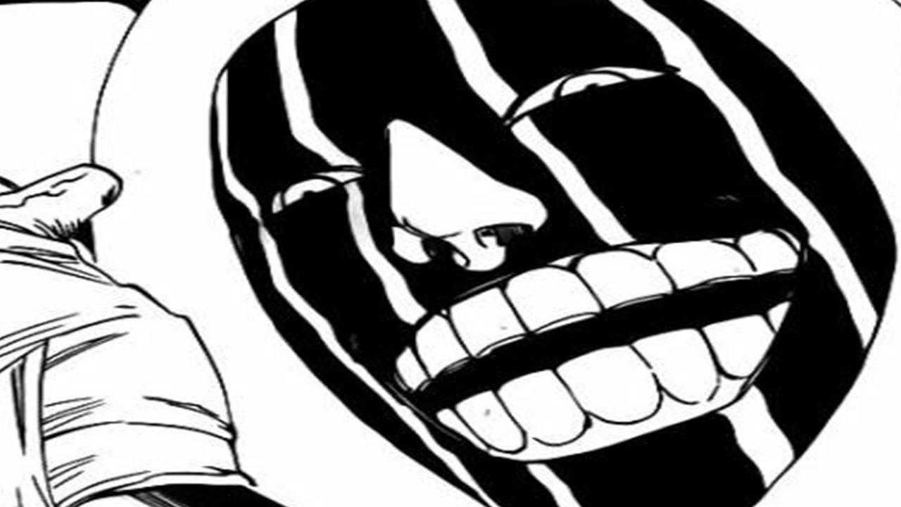 Bleach Manga Chapter 593 ブリーチ - Review Mayuri Vs Hitsugaya Mind Game