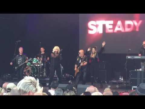 Kim Wilde - Ready to Go (Republica cover) live at Let's Rock Norwich 25th June 2017