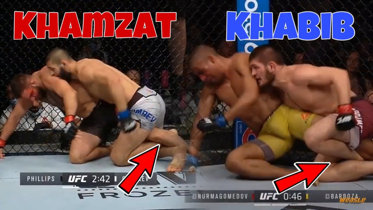 Khamzat Chimaev 🐺 The Next Superstar Like Khabib?