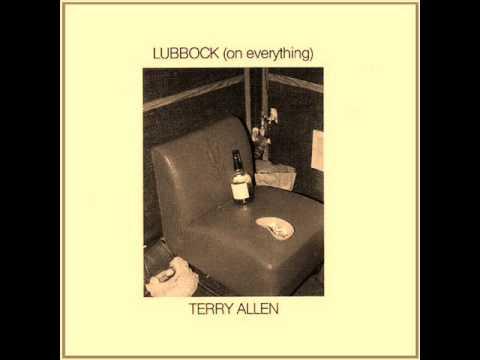 TERRY ALLEN - FFA 1979
