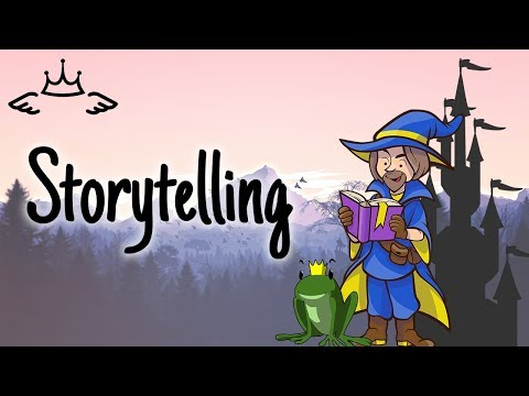 Storytelling Tips - Become a Great Storyteller