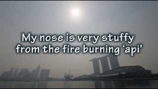 Haze So Susah - Alvin Oon
