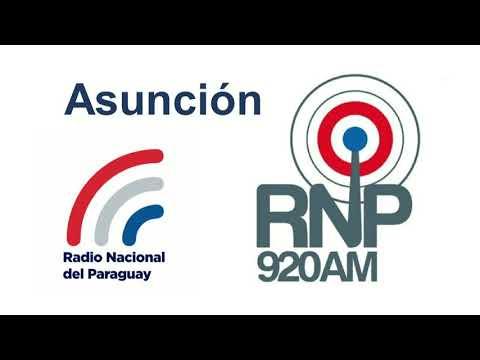 Rádio Nacional 920 kHz - Asunción Paraguay - Alborada Musical