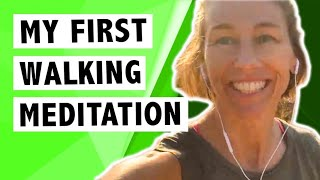 My First Walking Meditation (Joe Dispenza) - #UmoyoLife 012