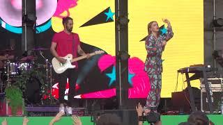 Моя мишель - настя (live at Delivery Fest, Moscow/Москва, 24.08.2019)