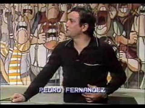 La sección de Perico Fernández en 'Como Pedro por su casa'