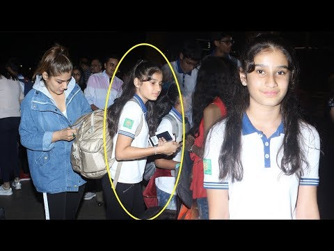 Raveena Tandon's 13 Years Old Gorgeous Daughter Steals Her limelight At Airport Mp3