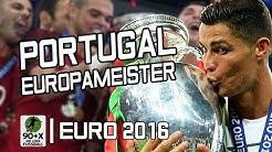 Cristiano Ronaldo WEINT! | Portugal ist Europameister | EM News 11.7.16