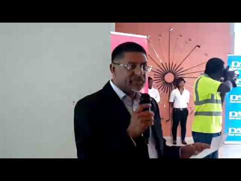 2016 Zambia Open l KCM Steven Din speech