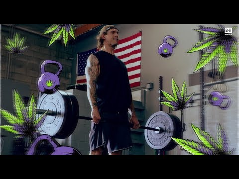 Cannabis and Fitness: An Exclusive Workout with Former NFL Player Eben Britton