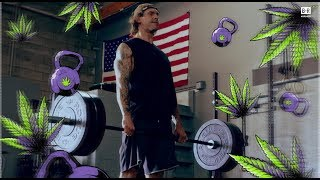 Cannabis and Fitness: An Exclusive Workout with Former NFL Player Eben
