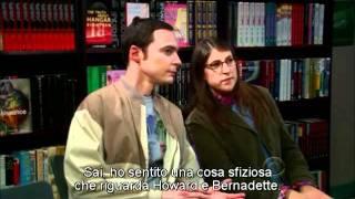 The Big Bang Theory - Sheldon Cooper and Brian Greene
