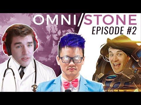 Omni/Stone #2 w/ Brian Kibler, Firebat & Frodan