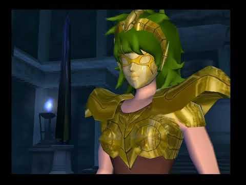 Les Chevaliers du Zodiaques chapitre du sanctuaire stage spécial 2 PS2