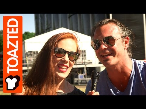 Epica interview | Fortarock 2015 | Toazted