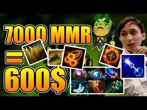 SingSing Dota 2 - Sell 7000 MMR Account For 600$