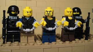 Lego SWAT: We are Police Compilation ! Stop Motion movies for Kids