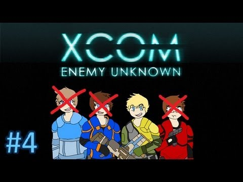 The Crew vs. XCOM: Episode 4 - Together Forever!