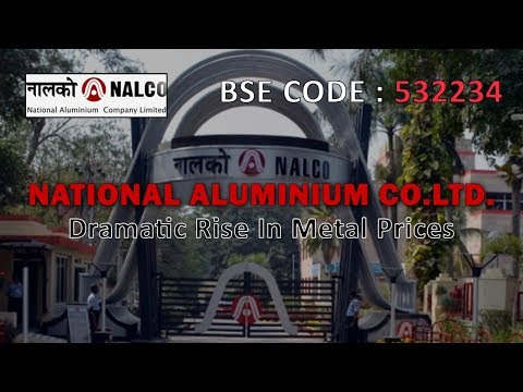 National Aluminium Company Ltd | Dramatic Rise In Metal Prices | Shares | Share Guru Weekly
