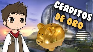 MY MANUFACTURE OF GOLD CERDITS ? Factory Simulator Roblox in Spanish
