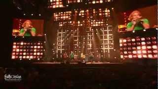 LaBrassBanda - Nackert (Unser Song für Malmö - Live)