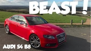 TO BUY OR NOT TO BUY? Audi S4 B8 3.0 TFSI 2009 car review