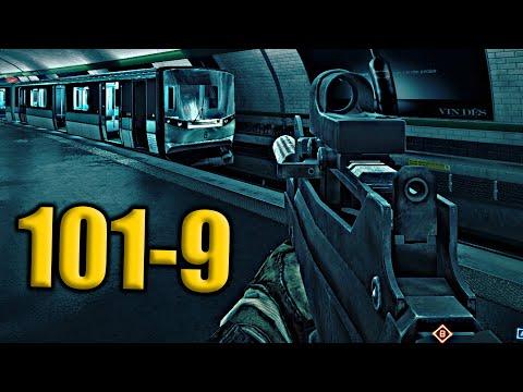 Battlefield 3 - Operation Metro 101-9 Gameplay (BF3 PC Gameplay)