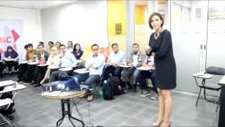 in house training talkinc untuk kementerian keuangan fasilitator intan erlita