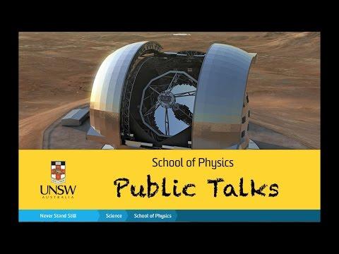 Dr Sarah Kendrew | Future Giant Telescopes