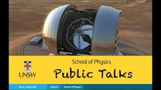 Dr Sarah Kendrew | Future Giant Telescopes