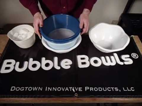 Dry Ice Extraction - Bubble Bowls
