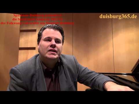 Sparkasse Duisburg und Folkwang Universitaet der Künste - Sparkassen Konzerte 2013-14
