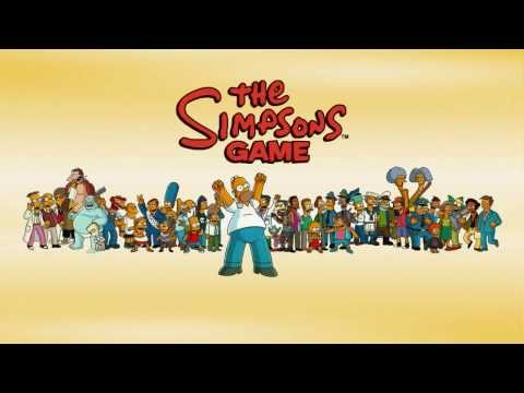 The Simpsons Game Soundtrack - Menu Music mp3