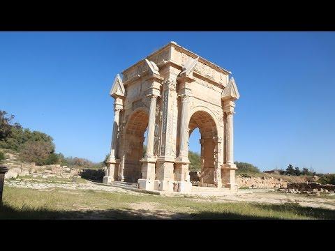 Discover Libya - Leptis Magna - Part 1