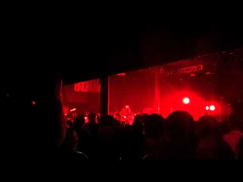 Scars on Broadway - They Say - Roseland Theater - 10/12/12