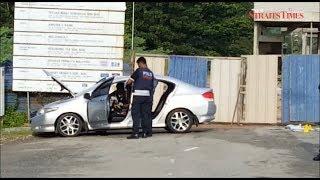 Melaka cops shot dead two members of 'Geng Tebuk'