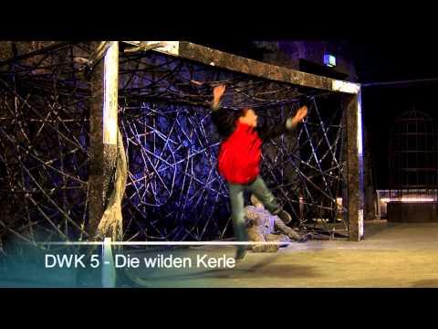 Bavaria Filmstadt Imagetrailer 2014 - Filmstadt Führung, 4 D Erlebniskino & Bullyversum