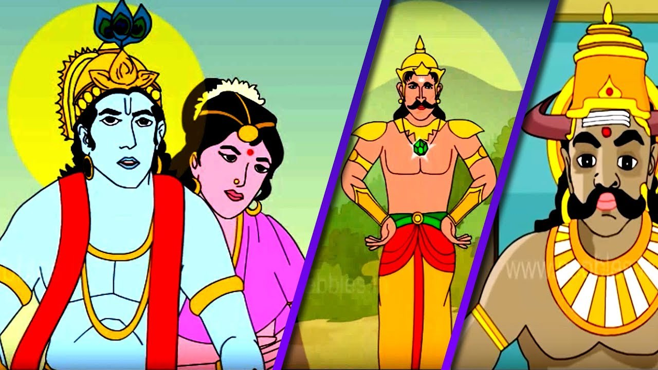 Sri Krishna stories in Malayalam Collection - 2 | Devotional stories |  Krishna Jayanthi special