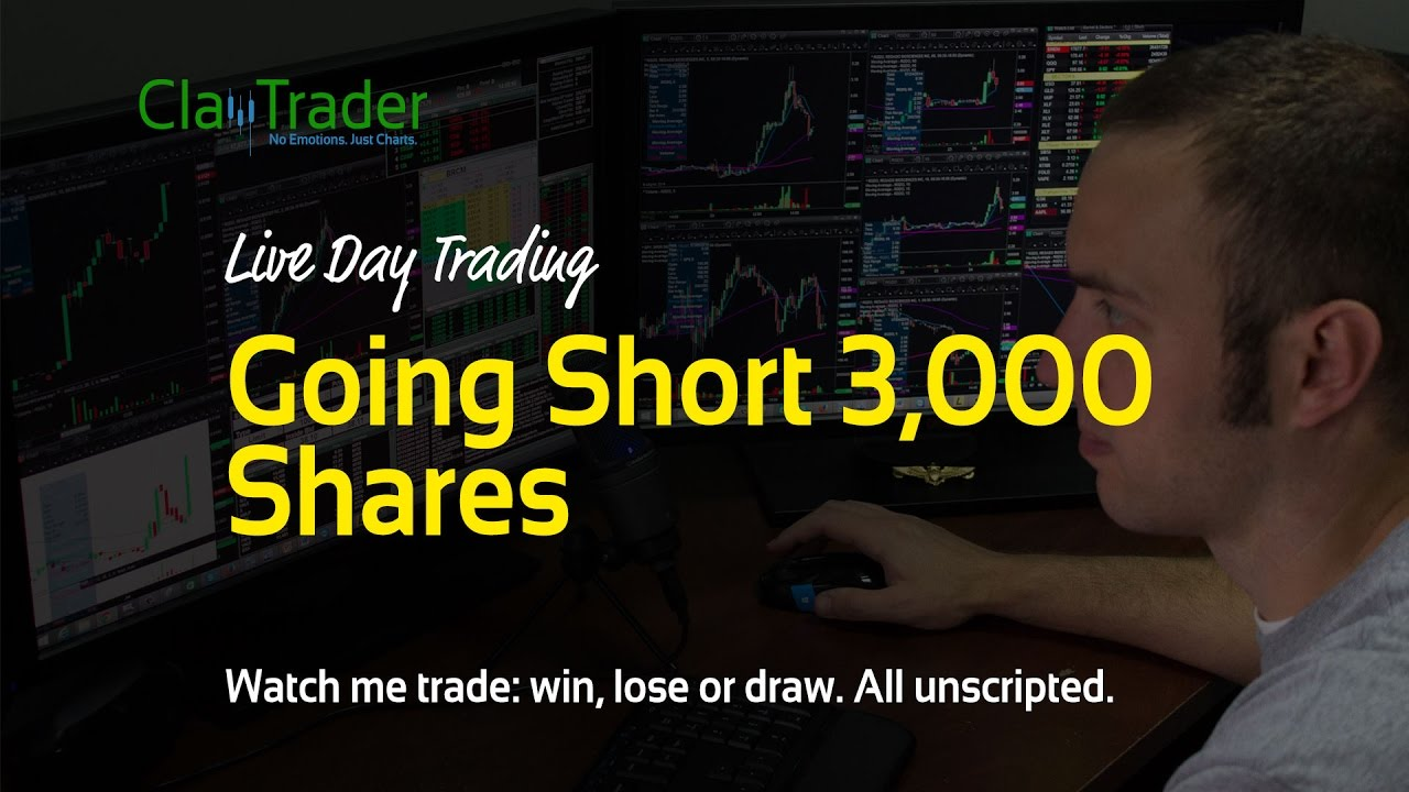 how to choose shares for day trading