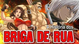 A História dos Briga de Rua - Beat