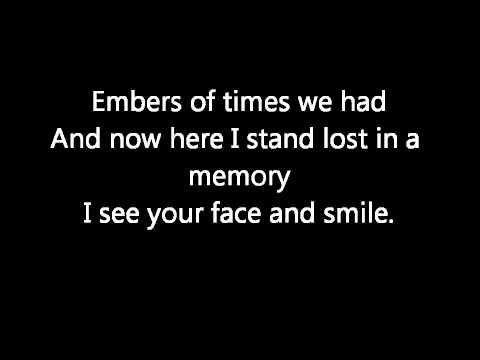 Adieu (with lyrics)
