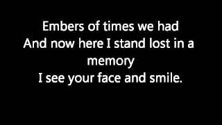 Adieu (with lyrics)