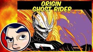 Ghost Rider (Robbie Reyes) - Origin | Comicstorian