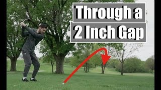 The Luckiest Golf Shot I've Ever Seen - Can I Beat My Record Score (68)? - Part 2