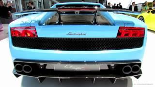 Lamborghini Gallardo LP 570 4 Edizione Tecnica 2013 Videos