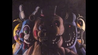Drawing FNaF 2 XL Poster (special)