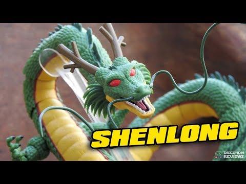 Bandai SH Figuarts SHENLONG Review BR / DiegoHDM