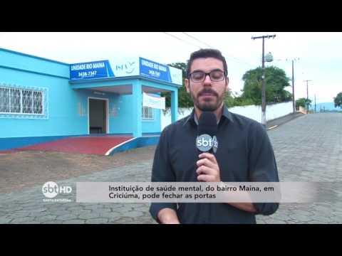 Instituição de saúde mental em Criciúma pode fechar as portas