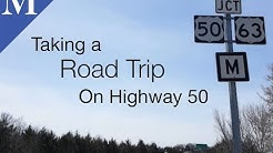 Taking a road trip on Highway 50